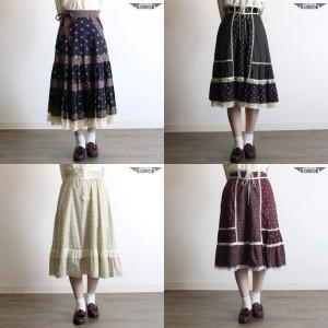 gunne sax スカート